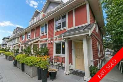 Main Townhouse for sale:  2 bedroom 1,068 sq.ft. (Listed 2018-07-31)