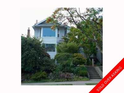 Point Grey House for sale:  4 bedroom 2,697 sq.ft. (Listed 2010-03-16)