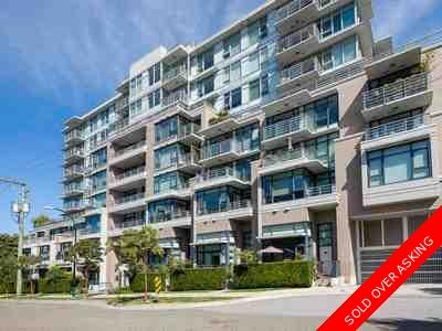 Mount Pleasant VE Condo for sale:  1 bedroom 724 sq.ft. (Listed 2019-09-04)