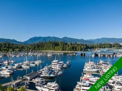 Coal Harbour Apartment/Condo for sale:  2 bedroom 2,517 sq.ft. (Listed 2020-08-18)