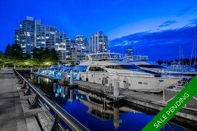 Coal Harbour Apartment/Condo for sale:  2 bedroom 2,050 sq.ft. (Listed 2020-08-27)